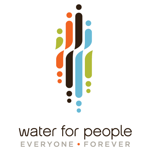 water for people vertical logo