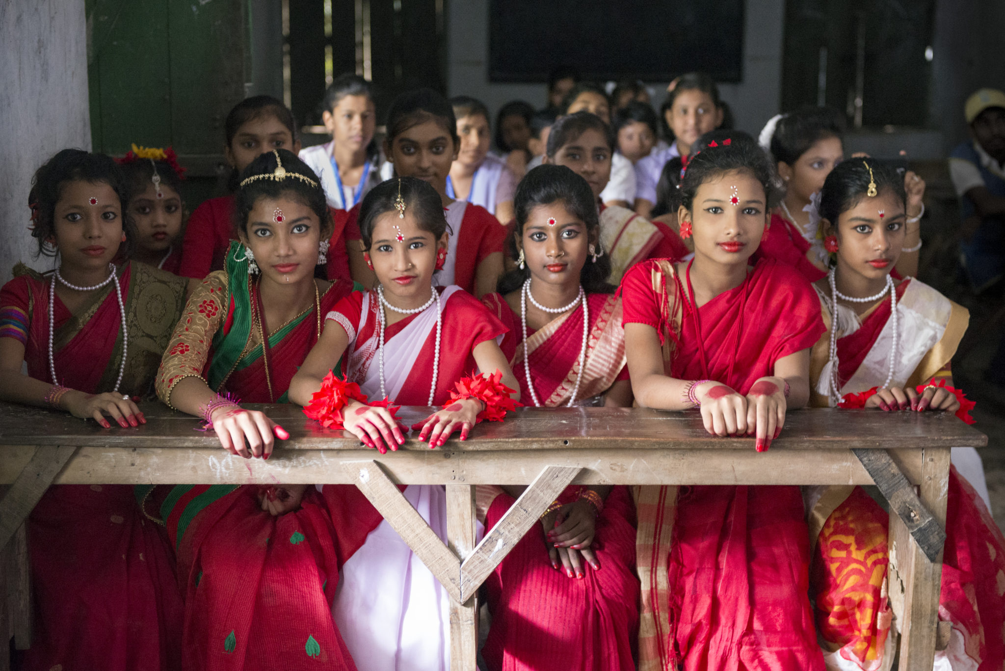 indian girls in school | Clean Water in India | Where We Work | Water For People