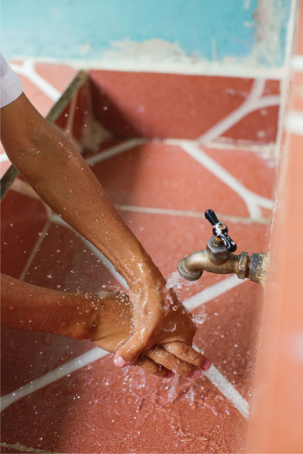 washing hands | Clean Water in Guatemala | Where We Work | Water For People