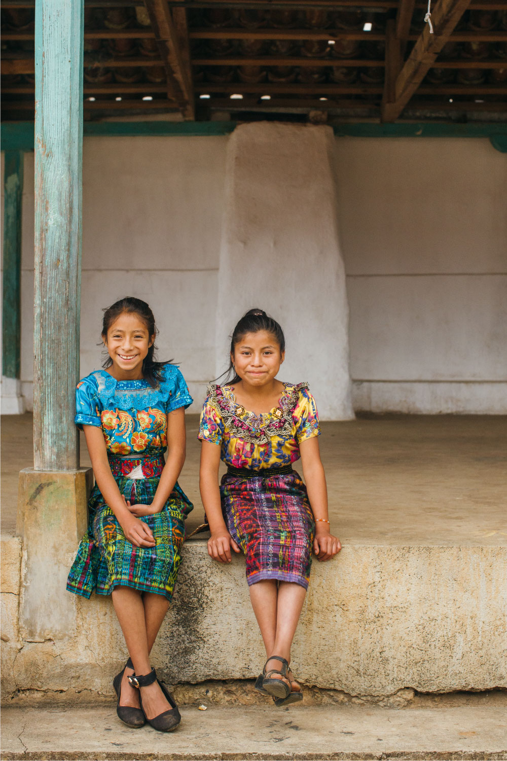Guatemalian girls | Clean Water in Guatemala | Where We Work | Water For People