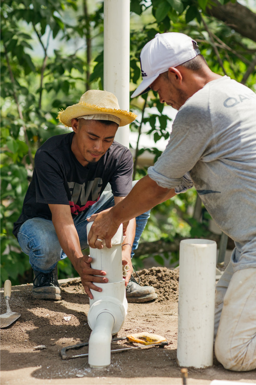 Meet Saturnino | Clean Water in Honduras | Where We Work | Water For People