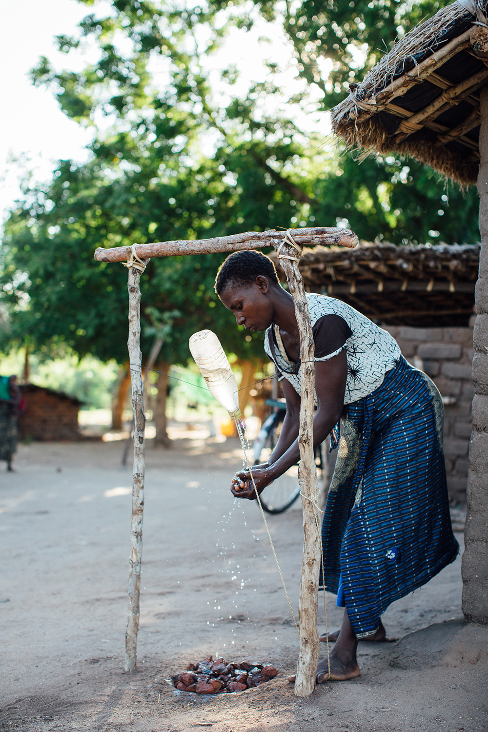 Meet Elina | Clean Water in Malawi | Where We Work | Water For People