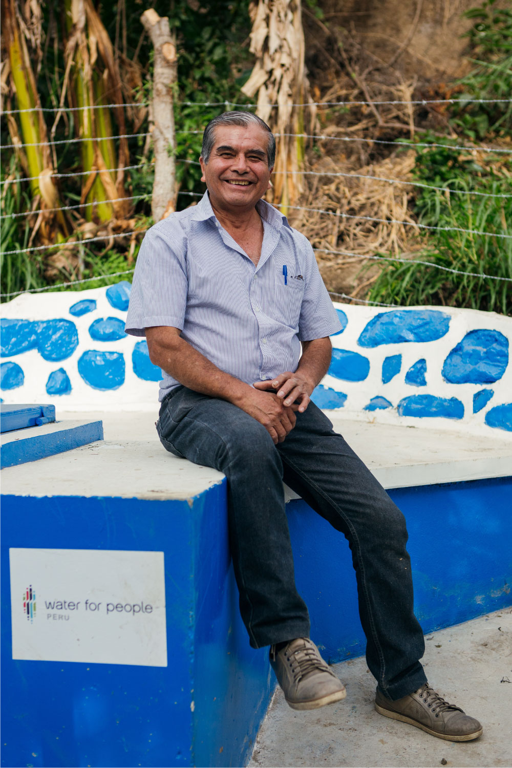 Meet Don Angel | Clean Water in Peru | Where We Work | Water For People