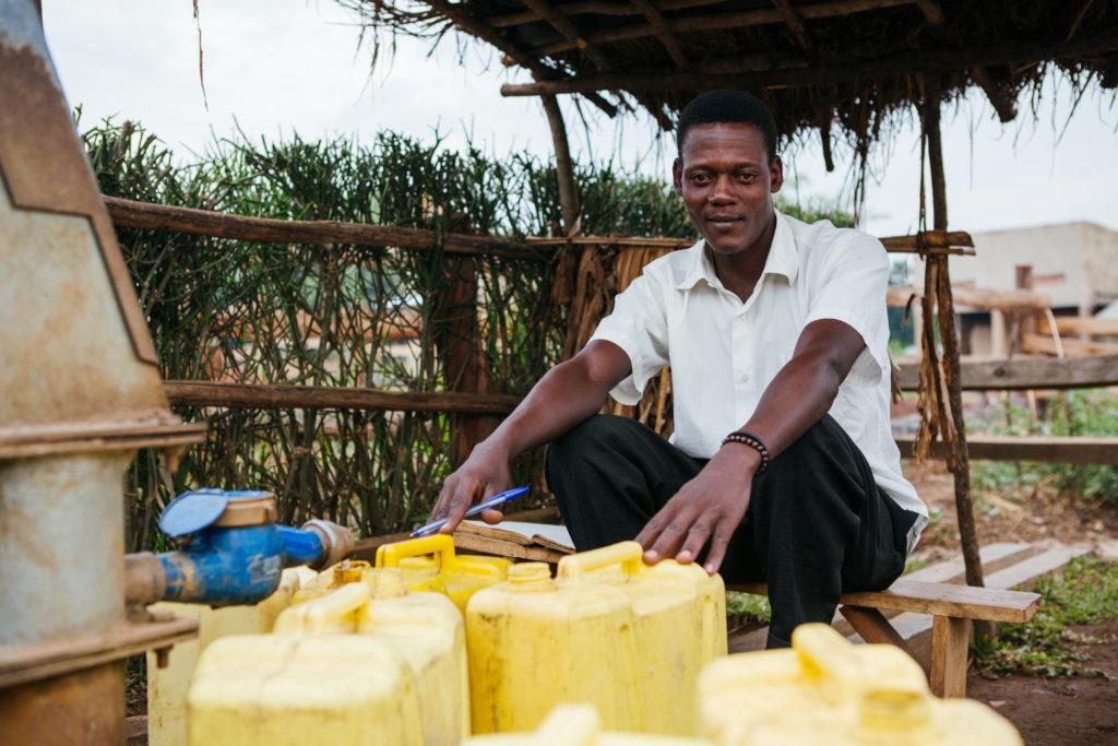 Meet Laban | Clean Water in Uganda | Where We Work | Water For People