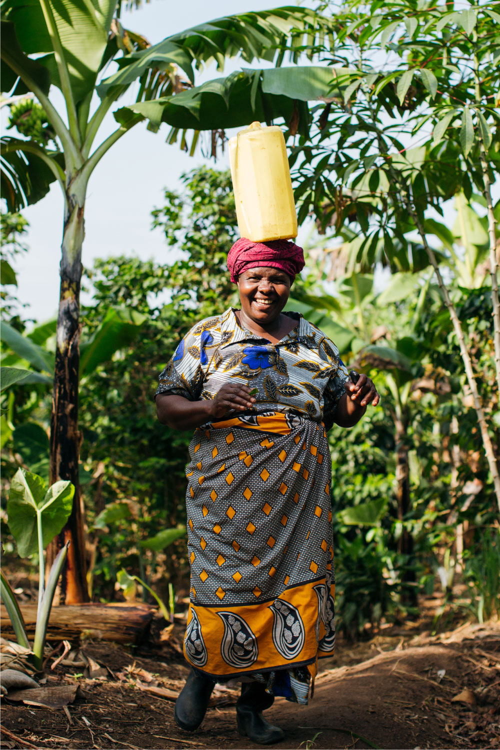 Meet Aisha | Clean Water in Uganda | Where We Work | Water For People