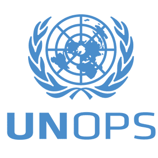 UN office for project services logo