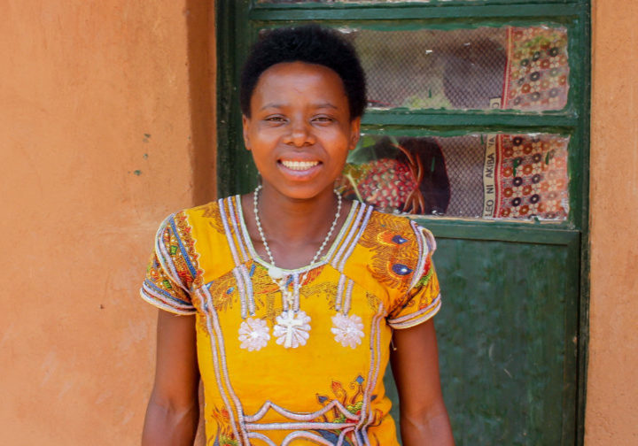 Beatrice President of Community Hygiene Club (ddeandres@waterforpeople.org)